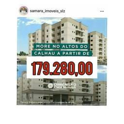 70-- Seu Apartamento no Calhau 2 E 3 quartos