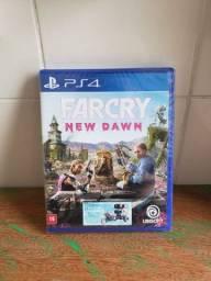 Jogo Ps4 Far Cry New dawn Lacrado