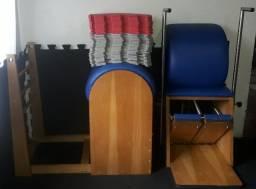 Vendo equipamentos para pilates marca uso!