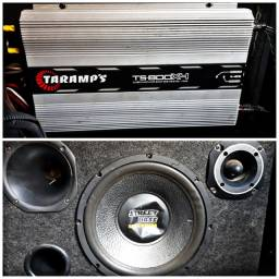 Potencia Taramp's / Trio Street Bass Selenium