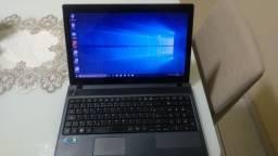 Notebook Acer i5 perfeito