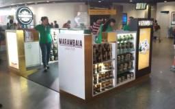 Quiosque - Moveis - Shopping, Supermercado e afins