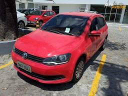 VW Gol 1.0 MI 8V G.VI 13-13 Vermelho