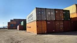 Container, vários modelos