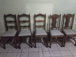 Cadeiras Estilo Retrô