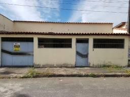 Casa 02 quartos com garagem e quintal na Cidade Continental setor américa