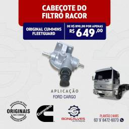 CABEÇOTE DO FILTRO RACOR ORIGINAL CUMMINS FLEETGUARD