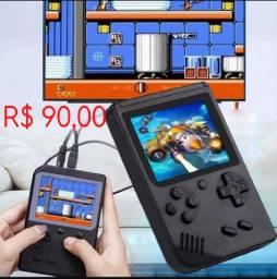 Mini vídeo Gamer Retrô