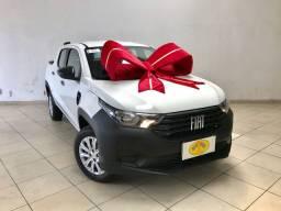 Fiat - Strada 1.4  0 Km Pronta Entrega/ Emplacada Mod 2021
