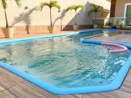 Maravilhosa e ampla casa com piscina e churrasqueira no Recanto / Itaipuacu