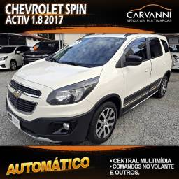 Chevrolet Spin Activ 1.8 2017 Automático
