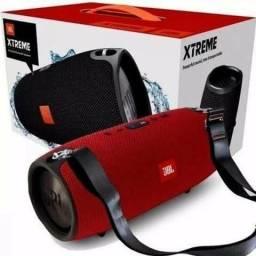 Caixa de som portatil Jbl Xtreme bluetooth (aceito cartão)