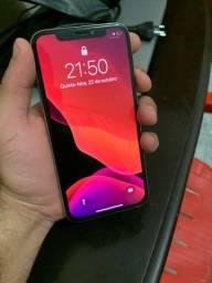 iPhone X 64G Branco *Sem Face ID*