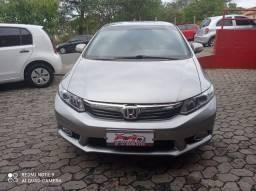 Honda Civic Lxr 2.0 Aut Até 60x