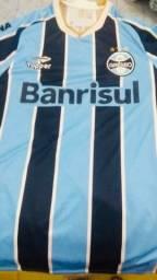 Camiseta Grêmio praticamente nova TAM GG