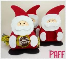 Lembrança de natal Papai Noel
