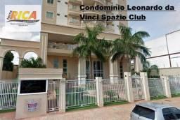 Apto semimobiliado c/3 suites - Residencial Leonardo da Vinci - Porto Velho/RO