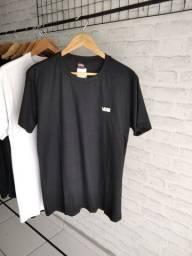 Camisas Vans R$65
