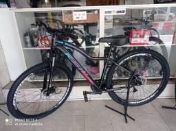 Bike aro 29 KSW modelo feminino nova!