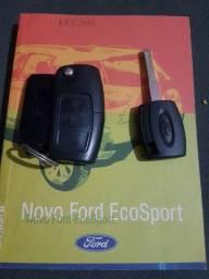 EcoSport 1.6 8V completa 2013