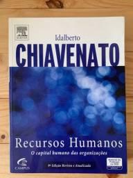 Chiavenato - Recursos Humanos - livro