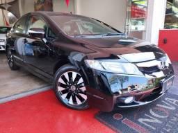 Honda Civic LXL 1.8 Flex 2011 Aut. Imperdivel Financia 100%