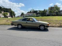 Opala 1985 comodoro coupe 100% restaurado