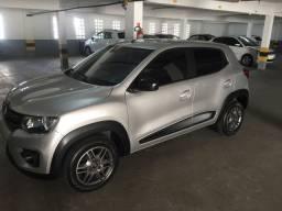 Renault Kwid Intense 2018/2018 única dona com 20.200 km rodados