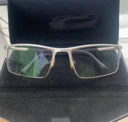 Armação de óculos masculino