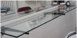Prateleira vidro temperado- ver descrição