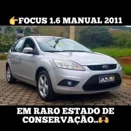 Focus 1.6 Manual 2011, R$28.900,00;