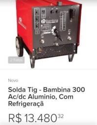 Maquina de solda tig ACDC