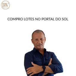 Compro lotes no Portal do Sol