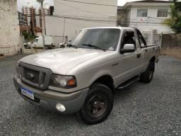 Vendo ford ranger xl 2007 turbo diesel