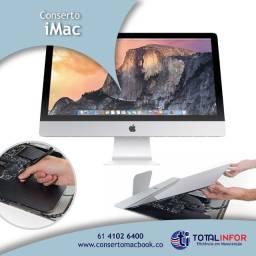 Upgrade de iMac - Memoria - ssd - Hd - Limpeza_Reinstalaçao_Sistema