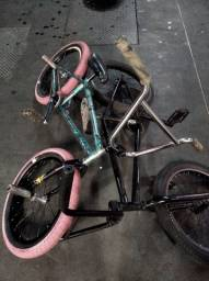 Troco bmx por (bike dh)