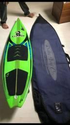 Prancha surf Radley com capa