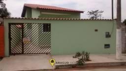 Casa nova no Bairro Itapuca em Resende RJ - R$ 190Mil ( 02 dormitórios )