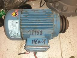 Motor trifasico 3cv