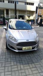 New Ford Fiesta Hatch 1.6 Powershift 2014 Automático
