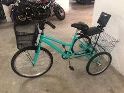 Vendo Triciclo *Semi Novo