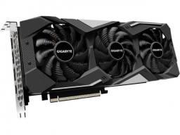 Placa de video (GPU) RX5700xt 8Gb Gigabyte