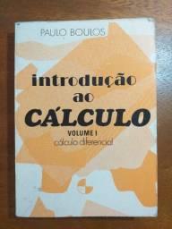 Introduçao ao Calculo (Vol 1) Boulos