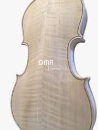 Violino sem Verniz para finalizar