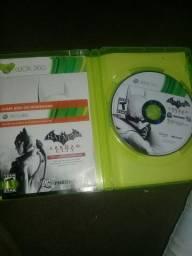 Jogo Batman arkham city original para Xbox 360!