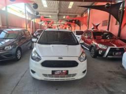 Ford Ka 2018 1.0 1 mil de entrada Aércio Veículos gzz