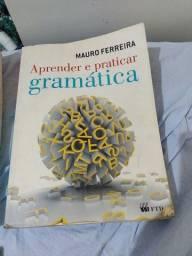 Livro Aprender e praticar gramática