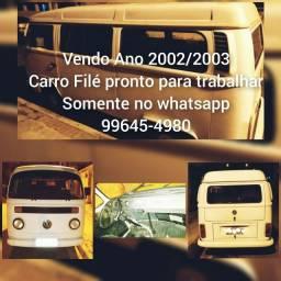 Vendo kombi chamar *(wpp)
