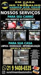 polimento técnico automotivo