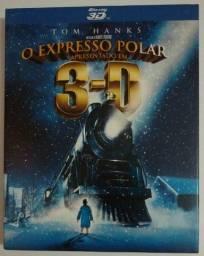 3D O Expresso Polar Blu Ray